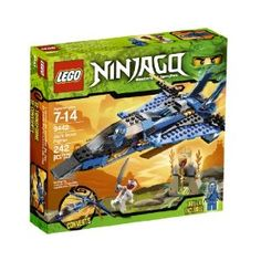 LEGO Ninjago Jay's Storm Fighter 9442 --- http://www.amazon.com/LEGO-Ninjago-Jays-Storm-Fighter/dp/B005QUQ9A4/?tag=urbanga-20