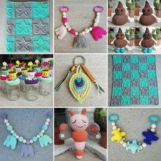 DAG MEI! |  #haken #häkeln #hekle #virka #crochet #diy #amigurumi #handmade #hakeniship #haakverslaafd #maandoverzichthipenzacht #maandoverzicht by hip.en.zacht