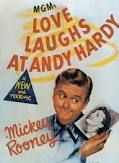 Love Laughs at Andy Hardy (1946) - Andy Hardy goes to college after returning from World War II. He is in love with Kay Wilson this time.