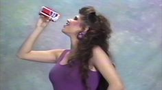 Retro Goddesses: How to model - 80s style - so funny!