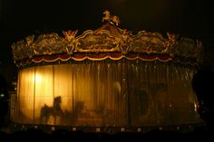 ghostly carousel