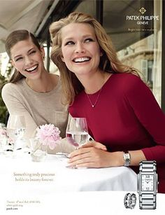 PATEK PHILIPPE SA - Product Advertising