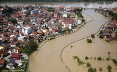 """Agree~~  A '1,000 Year' Flood Is Devastating Serbia And Stranding Thousands Of People [PHOTOS]  ...........and what is sader is the unkind words from people in the US about the Serbian people. No one """"deserves"""" this kind of disaster."""""""