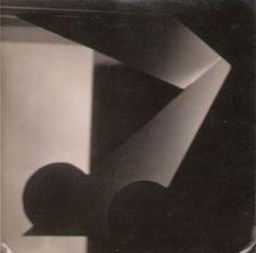 Jaroslav Rössler: Kartonová kompozice, 1923