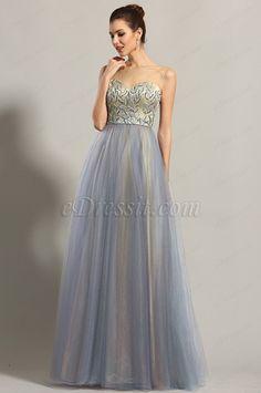 Sleeveless Sweetheart Neck Prom Dress Ball Gown (00153405) #edressit #dress #fashion #evening_dress #latest