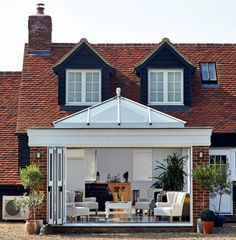 For today we gather 35 orangeries ideas for your ideal garden room. Architectural Technician, Architectural Technologist, Building Extension, Rear Extension, Orangery Extension, Garden Room Extensions, Roof Lantern, Arts And Crafts House, Timber Cladding