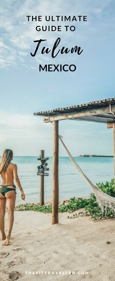 Our Ultimate Tulum travel guide features our top Tulum travel tips from getting to Tulum from Cancun, things to do in Tulum, the best boutique hotels in Tulum, Tulum restaurants we love and the boutiques for the best shopping in Tulum Mexico. Maui Vacation, Mexico Vacation, Mexico Travel, Beach Vacations, Tulum Restaurants, Tulum Hotels, Holidays To Mexico, Tulum Beach, Tulum Mexico