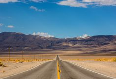 Woche Street to Death Valley, Juli 2014 Death Valley, Country Roads, Mountains, Street, Nature, Photography, Travel, Good Photos, Naturaleza