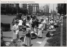 Florărie, Bucuresti, mai 1941 Gypsy People, Paris, Timeline Photos, Old Pictures, Dolores Park, Memories, Travel, Communism, Times