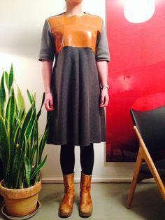 Håndarbeiden » Marni-topp ble kjole