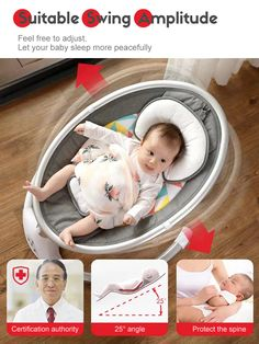 baby swing chair With blue tooth /usb Music and hanging toy baby electric rocking chair infant seat Note: the rocking chair can normally swing within weight and the load can reach Swinging Chair, Rocking Chair, Baby Booster Seat, Baby Chair, Baby Bouncer, Baby Swings, Baby Safe, Baby Toys, Cute Babies