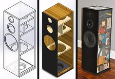 This article details the challenges and rewards of building your own Do-It-Yourself (DIY) loudspeakers. Want to build a killer speaker system at a fraction of the cost of commercial designs? Read on.