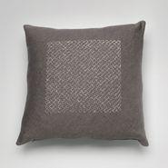 Bottega Veneta Intrecciato Linen Square Pillow
