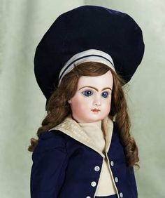 1000+ images about Jumeau Dolls on Pinterest | Antique dolls, Bebe and ...
