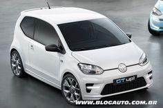Exclusivo: Volkswagen GT up! TSi com turbo vem aí