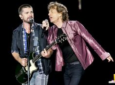 Juanes Surprises Fans and Joins The Rolling Stones During Their First Concert in Colombia | E! Online