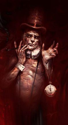 ✯ Watchmaker :: Artist Grzegorz Krysinski ✯