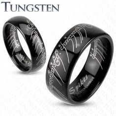 Lord Of The Rings Style Tungsten Carbide Black IP Ring Lord Laser Etched Band Ring; Comes With Gift Box (5) Jinique,http://www.amazon.com/dp/B009R6YTIM/ref=cm_sw_r_pi_dp_3eQXrbC9B33E4B84