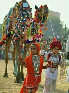 Indian culture  at Rajasthan.....