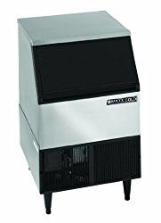 Maxx Ice MIM250 Self Contained Ice Maker, 250-Pound