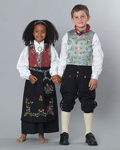 Folk Costume, Costumes, Jelsa, Norway, Culture, Clothes, Style, Fashion, Outfits