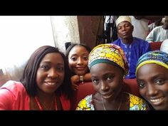 Emotional reunion for 21 Chibok girls in Nigeria