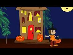 Goblins! Halloween Song for Kids...funny and not scary