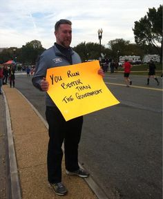 marathon-signs.jpg 620×757 pixels; Now Rob  would not have found this sign offensive, I am sure!