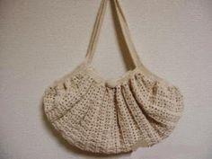 Granny Bag Crochet with a Kite String