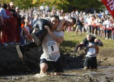 North American Wife Carrying Championship