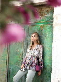 Burda Style Moda - Romace de verano