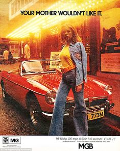 More ads that put the sex in sexism, from the Seventies! - Car Recommendation For Womans Advertising Archives, Retro Advertising, Retro Ads, Vintage Advertisements, Vintage Ads, Vintage Posters, Ad Of The World, Best Ads, Autos
