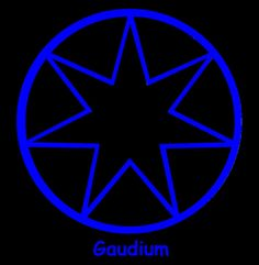 The House of Gaudium: They rule over body, beauty and health. Their talent is building and creating.