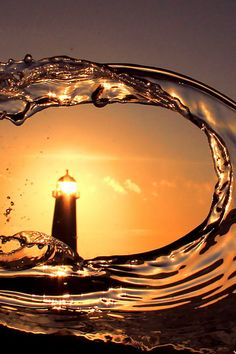 Beautiful! - Lighthouse by Iain McConnell