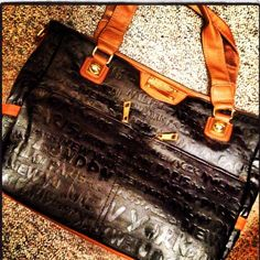 An Orange and Black LV ? They just need to put the Giants Logo on it   Louis Vuitton Paris,Plz repin,thx