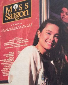 Broadway Plays, Broadway Theatre, Musical Theatre, Musicals Broadway, Miss Saigon Musical, Lea Salonga, Sing Street, Theatre Quotes, Acting Tips