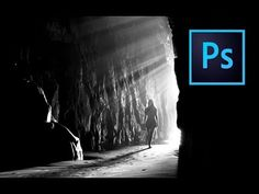 How to Create Dramatic Lighting in Photoshop - YouTube