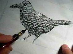 pen & ink demo