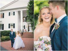 Dustin & Brooke | Historic Rosemont Manor, Berryville Virginia Enchanting Garden Wedding Photographer