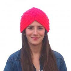 Gorro tejido a mano a 2 agujas    knitted hat handmade