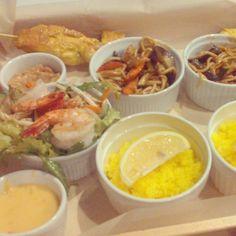 Tajska kolacja w Chwila Moment
