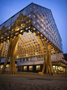 Amazing Architecture 2 - Lantern Pavilion in Norway