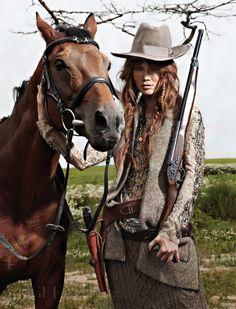 랄프 로렌의 아메리칸 드림 | Vogue.com