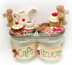 Resultado de imagen para botes decorados de navidad porcelana fria, pinterest                                                                                                                                                                                 Plus