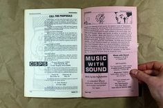 Printed Matter Retrofuturism, No. 15 (August 1991) By The Tape-beatles, editors