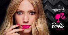 Resenha Linha Make B Barbie Edition O Boticário - Power Pink www.petiteaporter.com