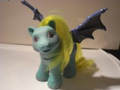 My little pony with dragon wings!