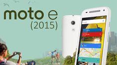 Nuevo Moto E 2015 4G. Análisis completo del smartphone de Motorola