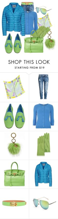 """""""Different Style"""" by nurinur ❤ liked on Polyvore featuring Laura Biagiotti, H&M, Dorothy Perkins, Patricia Nash, Forzieri, Hermès and 313 Tre Uno Tre"""