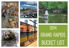 Make Your 2014 Grand Rapids Bucket List!